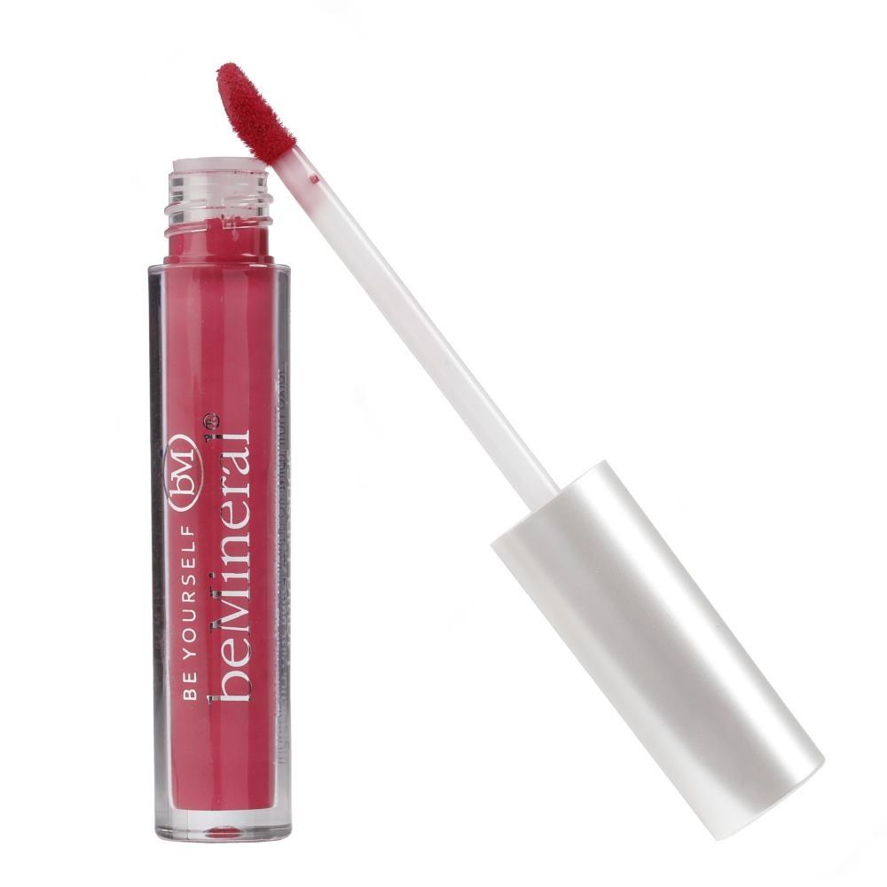beMineral Liquid Lipstick - PINK RASPBERRY-1