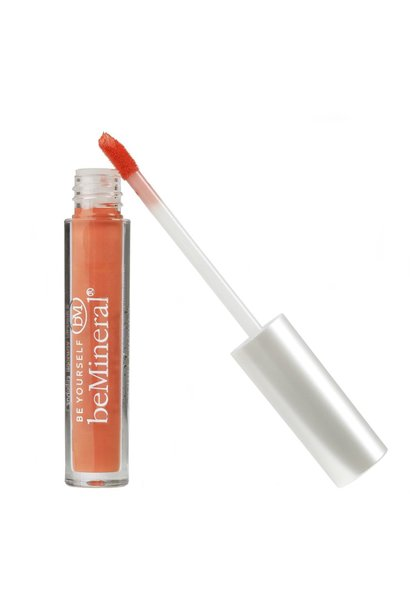 beMineral Liquid Lipstick - PEACH LEMONADE