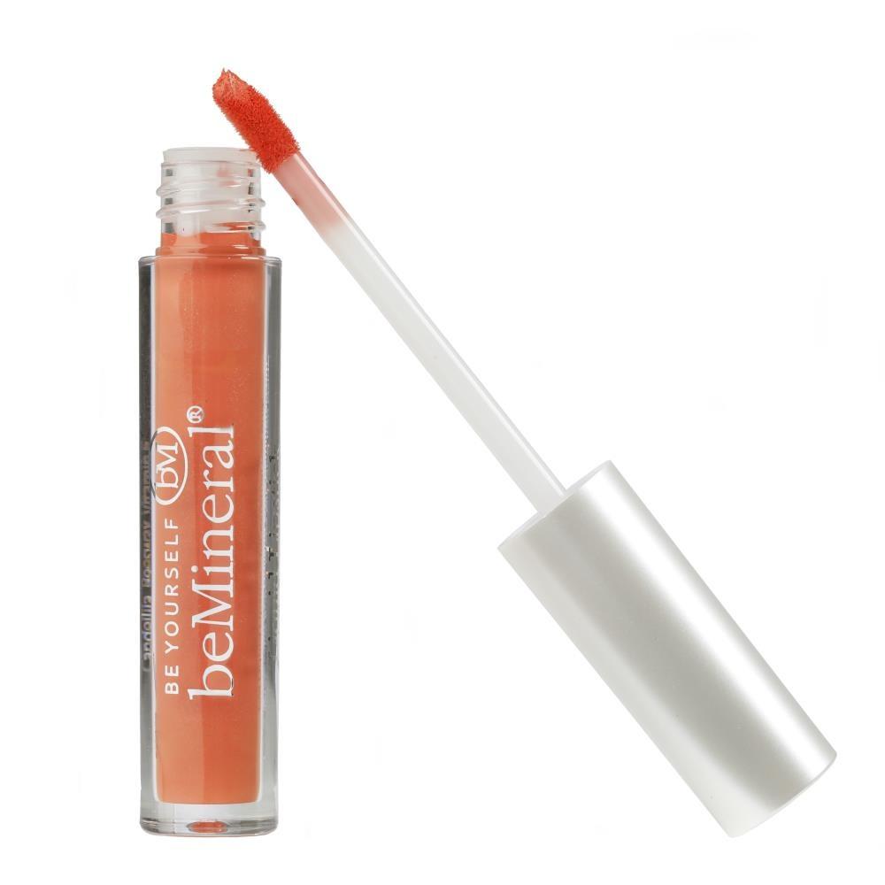 beMineral Liquid Lipstick - PEACH LEMONADE-1