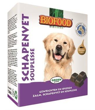 Biofood Biofood schapenvet maxi bonbons souplesse