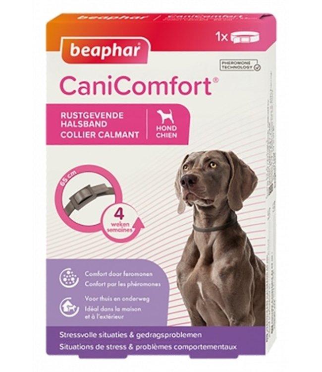 Beaphar canicomfort rustgevende halsband volwassen hond