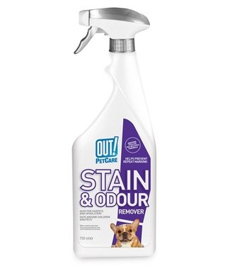 Out! Out! stain & odour remover