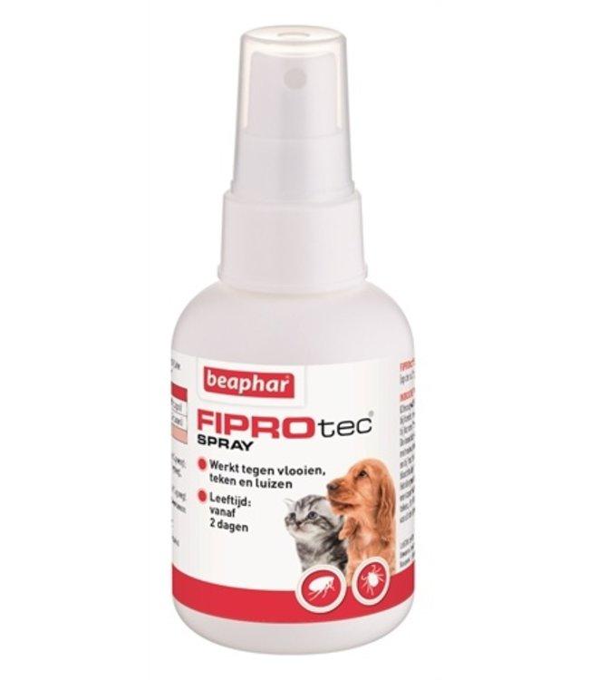 Beaphar fiprotec spray hond / kat