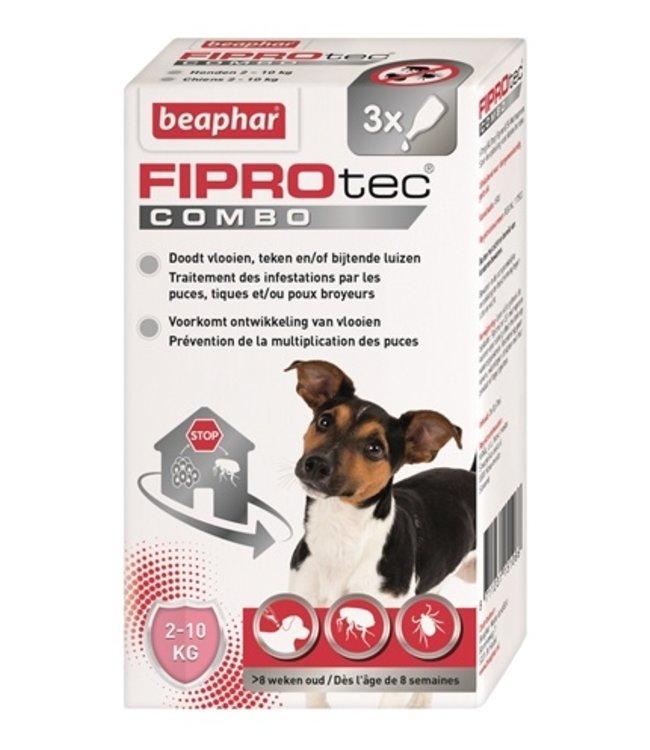 Beaphar fiprotec combo hond