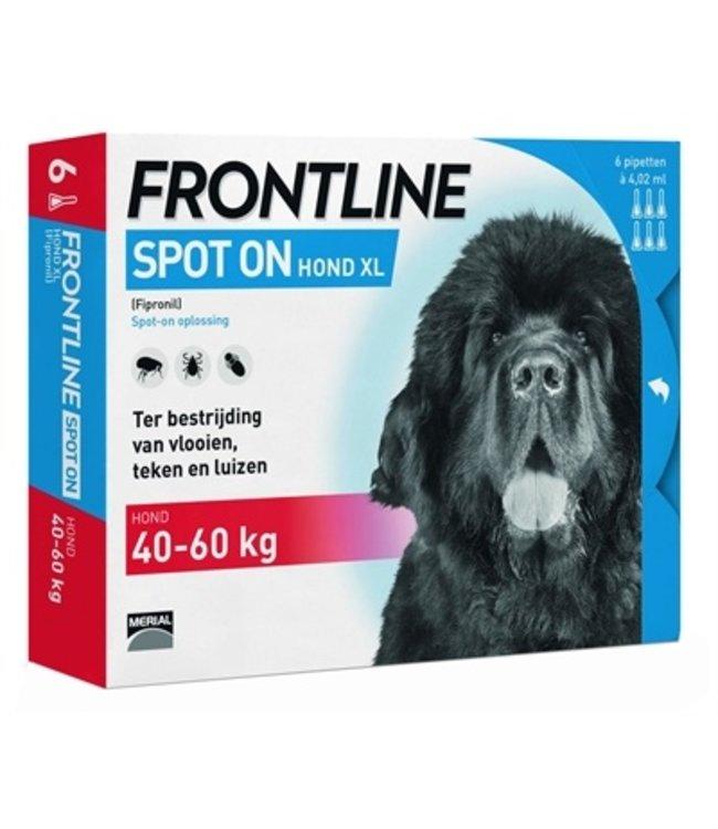 Frontline hond spot on xl
