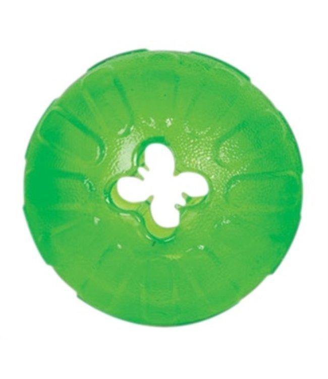 Starmark voerbal treat dispensing chew ball