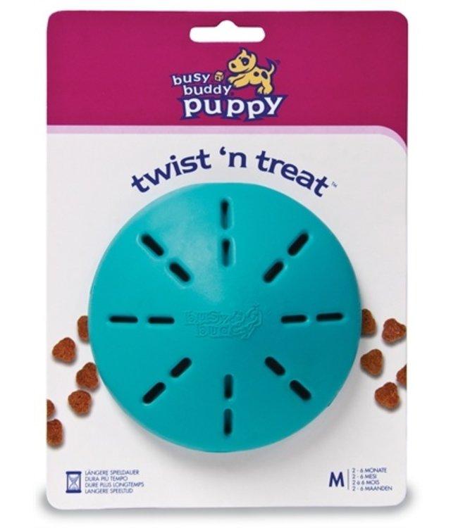 Premier busy buddy puppy twist 'n treat