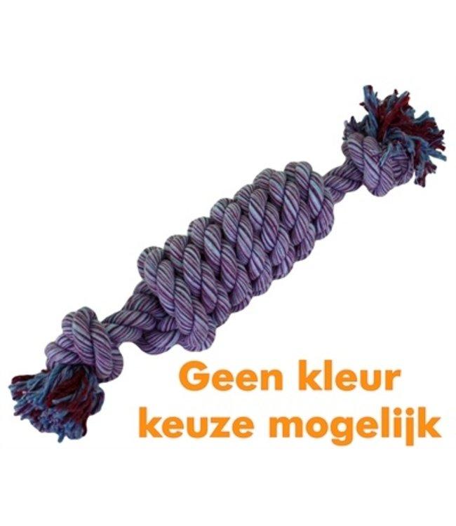 Happy pet king size coil tugger touw