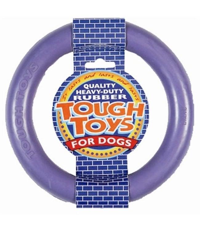 Happy pet tough toy rubber ring