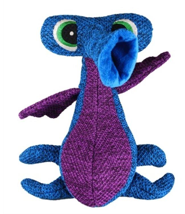 Kong woozles alien blauw