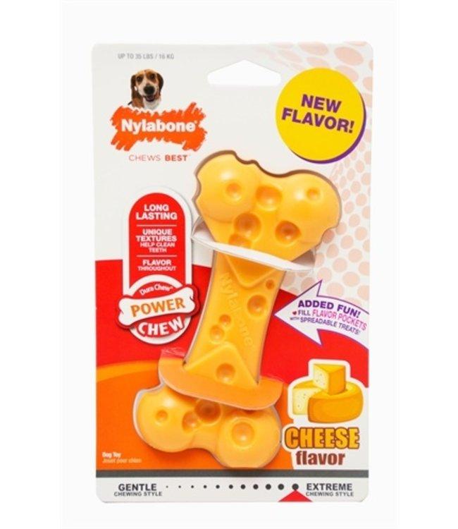 Nylabone dura chew cheese bone