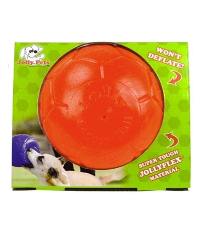 Jolly soccer ball rood
