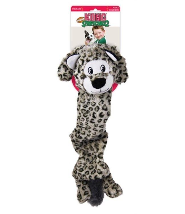 Kong stretchezz jumbo sneeuw luipaard