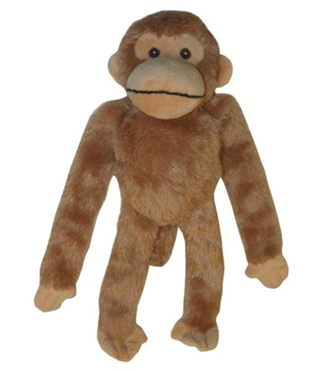 Multipet swinger chimpansee