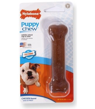 Nylabone Nylabone puppy chew kipsmaak | Klein | Middel | Grote pups
