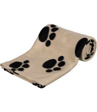 Trixie Trixie barney fleece hondendeken beige | 100X70 CM