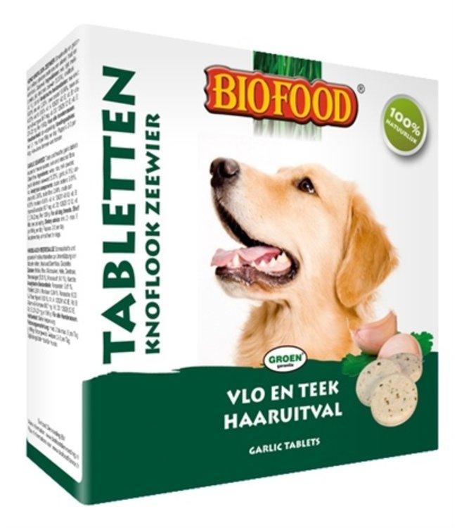 Biofood hondensnoepjes bij vlo zeewier