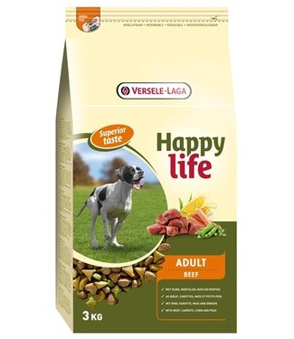 Versele-laga Happy life adult beef superior
