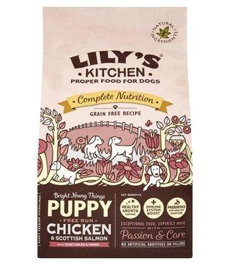 Lily's kitchen Lily's kitchen dog puppy chicken / salmon