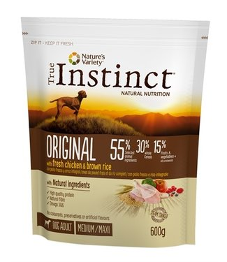 True instinct True instinct original medium adult chicken