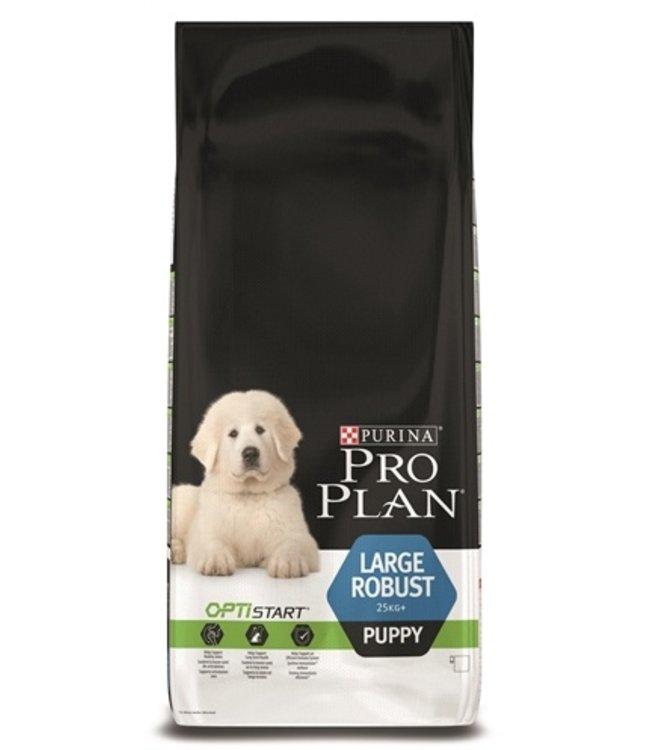 Pro plan puppy large breed robuust kip/rijst