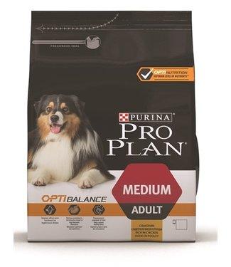 Pro plan Pro plan dog adult medium kip/rijst