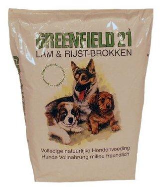 Greenfields Greenfield 21 brok lam/rijst