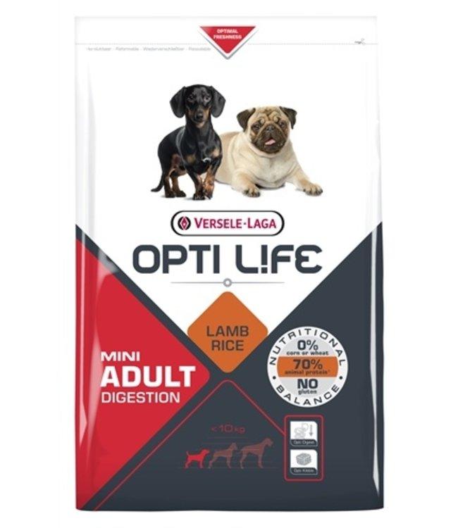 Opti life adult digestion mini