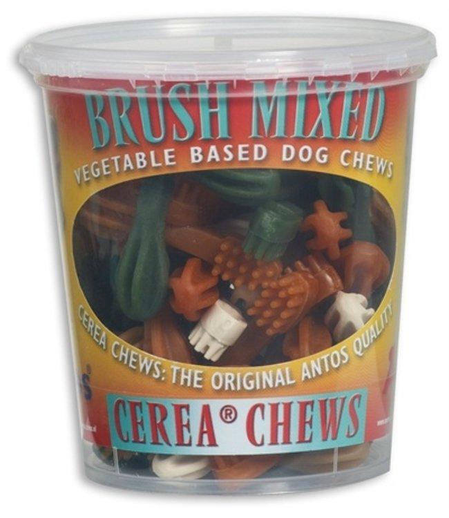 Antos mixed brush