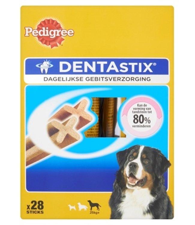 4x pedigree dentastix multipack maxi