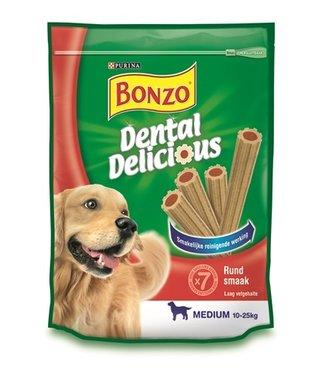 Bonzo 6x bonzo dental delicious rund smaak