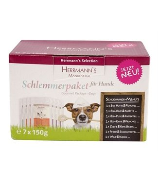 Herrmanns Herrmanns selection dog multipack pouches