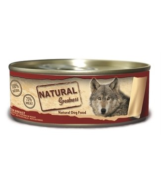 Natural greatness Natural greatness chickenbreast | 156 Gram