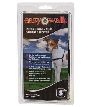 Premier Premier easy walk anti-trek tuig zwart   30-117 CM