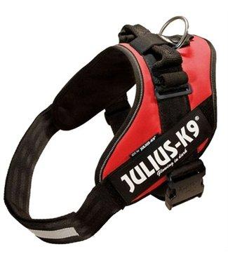 Julius k9 Julius k9 power-harnas/tuig voor labels rood Julius k9 tuig | 30-112 CM
