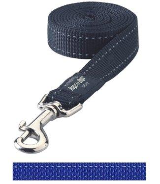 Rogz for dogs Rogz for dogs fanbelt long lijn blauw | 1,8 M
