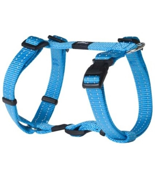Rogz for dogs snake tuig turquoise