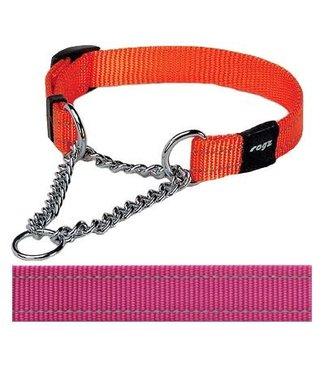 Rogz for dogs Rogz for dogs snake choker roze | 32-44 CM