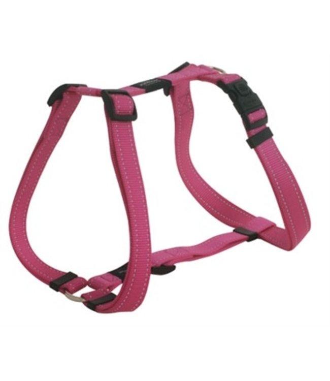 Rogz for dogs lumberjack tuig roze