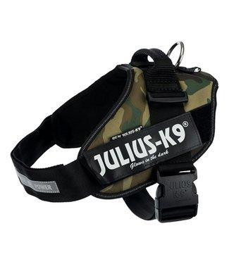 Julius k9 Julius k9 idc harnas / tuig camouflage | 35-91 CM