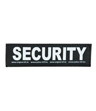 Julius k9 Julius k9 labels voor power-harnas / tuig security