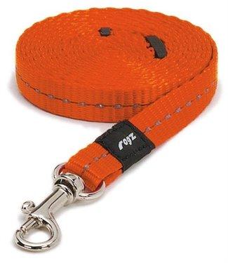 Rogz for dogs Rogz for dogs nitelife lijn oranje | 1,8  Meter