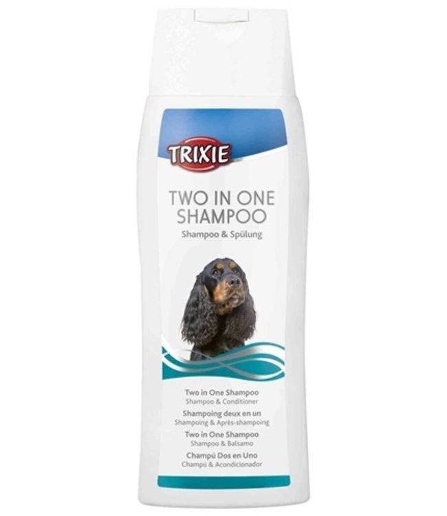 Trixie shampoo 2-in-1