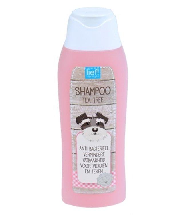 Lief! shampoo tea tree olie