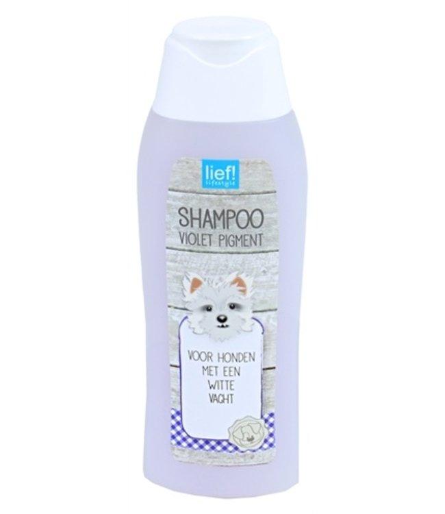 Lief! shampoo witte vacht