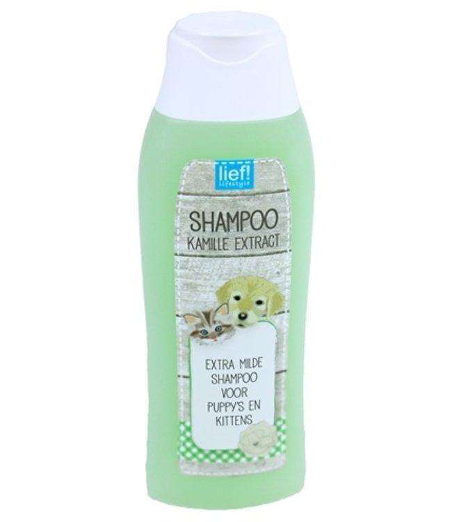 Lief! shampoo puppy en kitten