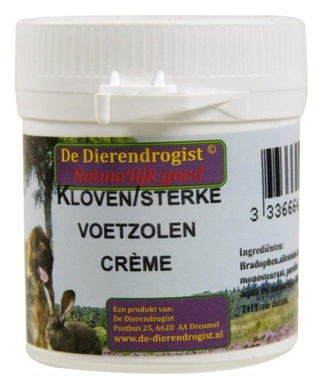 Dierendrogist kloven/sterke voetzolen creme