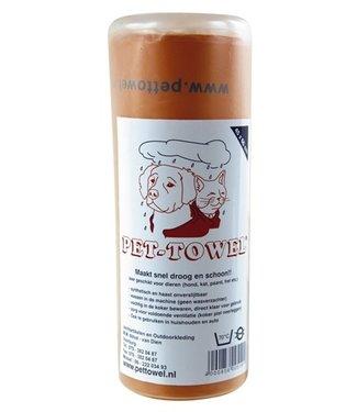 Pet-towel Pet-towel assorti handdoek | 45X66 CM