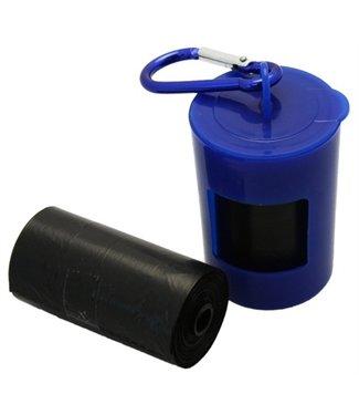 Happy pet Happy pet poop bag dispenser | 40 gratis zakjes