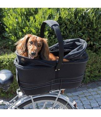 Trixie Trixie fietsmand bagage drager breed zwart   60X29X49 CM